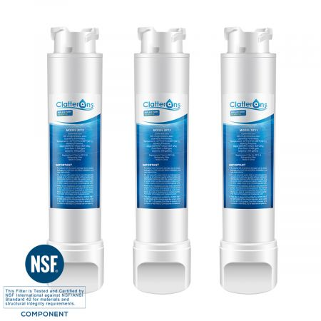 New EPTWFU01 Water Filter Replacement PureSource Ultra II Water Filter 2 Pack