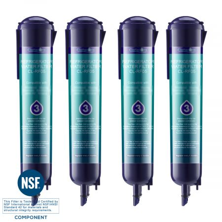 Massimiliano Incas 4396841 4396710 Water Filter Cap Replacement Compatible with EDR3RXD1 Refrigerator Water Filter 3 Kenmore 9083 469083 469030 9030-3-Pack