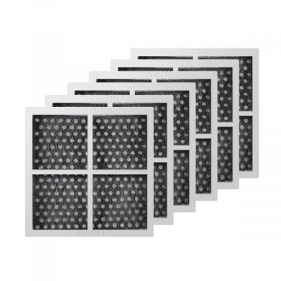 LG LT120F ADQ73214404 Refrigerator Air Filter, Kenmore elite 469918 air filter, 6-Pack