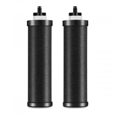 Clatterans CL-1015 Replacement Water Filter for BB9-2 Black Berkey System, 2-Pack