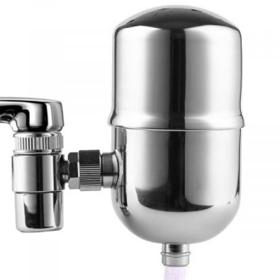 Advanced Faucet Water Filter System Stainless Steel Tap Water Filtration System